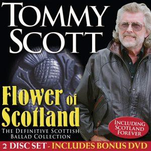 Flower Of Scotland-CD/DVD