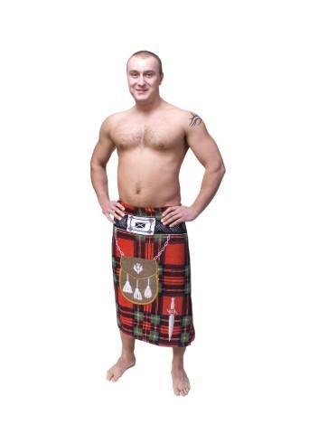 Royal Stewart Tartan Adults Kilt Towel 75cm x 150cm 100/% Cotton